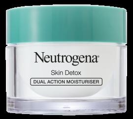 Neutrogena® Skin Detox Ενυδατική Κρέμα Προσώπου Διπλής Δράσης 50ml