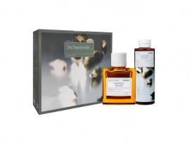 Korres the Fragrance Set Safron Spices Eau de Toilette 50ml + Safron Spices Showergel 250ml