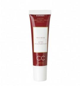 Korres Άγριο Τριαντάφυλλο CC Cream SPF 30 Medium 30ml