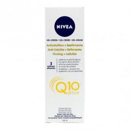 Nivea Q10 Plus Gel Cream Firming + Cellulite για Όλους τους Τύπους Επιδερμίδας 200ml