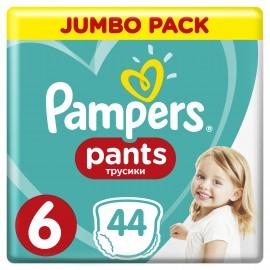 PAMPERS Pants Νο.6 (15+ Kg) 44 Πάνες