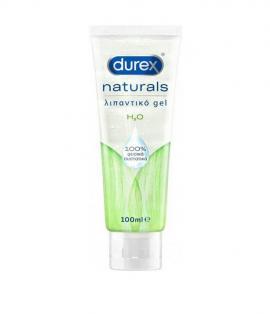 Durex Naturals Classic H2O Λιπαντικό Gel με Φυσικά Συστατικά 100ml