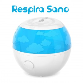 CHICCO RESPIRA SANO Humi Fresh Υγραντήρας Κρύου Ατμού 07502 1τμχ.