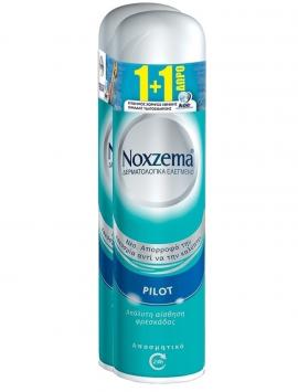 Noxzema Αποσμητικό Spray Pilot 150ml 1+1 ΔΩΡΟ
