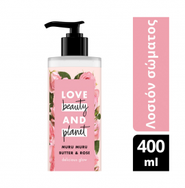 Love Beauty and Planet Body Lotion Rose 400ml