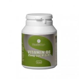 Health Sign B6 25mg (ως P-5-P) 60 tabs