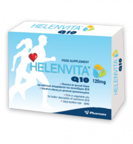 Helenvita Q10 120mg 30caps
