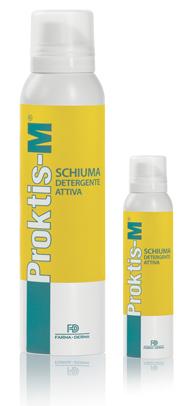 Proktis-M  Αντιαιμορροϊδικός Αφρός Καθαρισμού 150ml