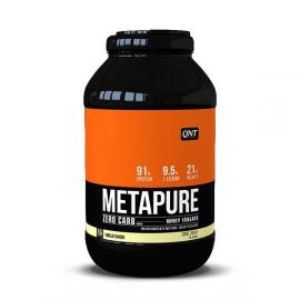 QNT Metapure Zero Carb Whey Isolate Protein Powder Milk Vanilla 2kg