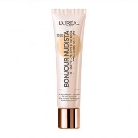 LOreal Paris Bonjour Nudista BB Cream Medium 30ml