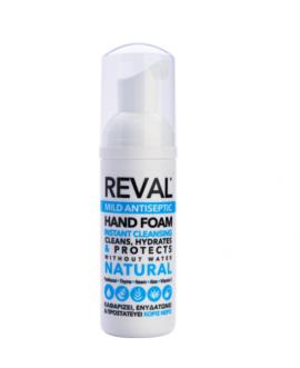 Intermed Reval Mild Antiseptic Hand Foam Natural 50ml
