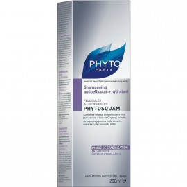 Phyto Phytosquam Shampoo Hydratant 200ml