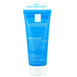 La Roche Posay Effaclar Masque Sebo Regulateur 100ml