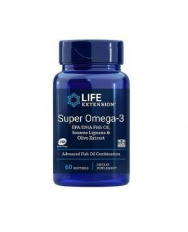 Life Extension Super Omega 3 60caps