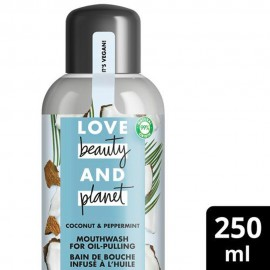 Love Beauty And Planet στοματικό διάλυμα Coconut & Peppermint 250ml
