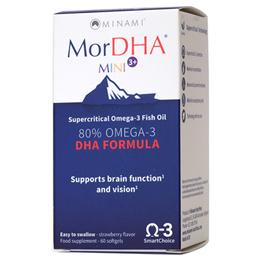 AM HEALTH MorDHA Mini I.Q. 60 Caps