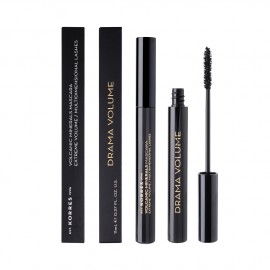 Korres Volcanic Minerals Mascara Drama Volume Black No 01 11ml