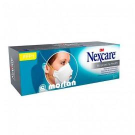 3M Nexcare Aura 9312 Αναπνευστήρας Σκόνης και Γύρης FFP1 Με Βαλβίδα 3τμχ