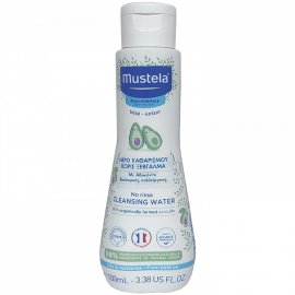 Mustela No-Rinse Cleansing Water 100ml