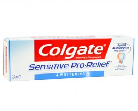 COLGATE SENSITIVE PRO RELIEF WHITENING ΟΔΟΝΤΟΚΡΕΜΑ 75ML