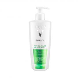 Vichy Dercos Anti-Dandruff DS Shampoo for Normal to Oily Hair, Αντιπυτιριδικό σαμπουάν για Κανονικά-Λιπαρά Μαλλιά, 390ml