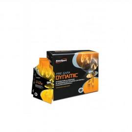 EthicSport Pre Gara Dynamic Συμπλήρωμα Διατροφής για Ενίσχυση της Αντοχής με σύνθετους υδατάνθρακες & ηλεκτρολύτες 20 x 19gr Φακελάκια