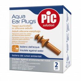 Pic Solution Sport Aqua Ear Plugs Ωτοασπίδες Σιλικόνης Ενηλίκων 2τμχ
