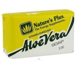 NATURES PLUS ALOE VERA SOAP 86gr