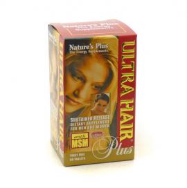 Natures Plus Ultra Hair Plus Δυναμωτική Φόρμουλα για τα Μαλλιά 60tabs