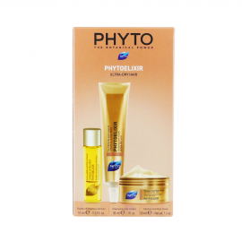 Phyto Set Phytoelixir Subtle Oil Intense Nutrition 10ml + Phytoelixir Cleansing Care Cream 30ml + Phytoelixir Intense Nutrition Mask 50ml