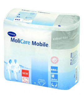 HARTMANN Molicare Mobile Medium 14pcs