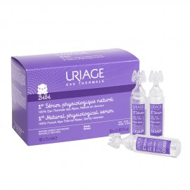 Uriage Bebe 1st Serum Physiologique Naturel 18x5ml