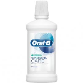 Oral-B Στοματικό Διάλυμα Gum & Enamel Care Fresh Mint 500ml