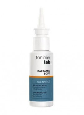 Tonimer Lab Balsamic Soft Hypertonic Nose Gel 15ml