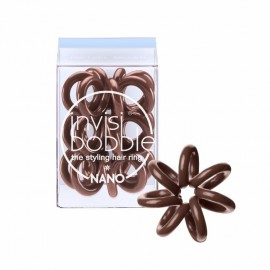 Invisibobble Νano Pretzel Brown 3τμχ