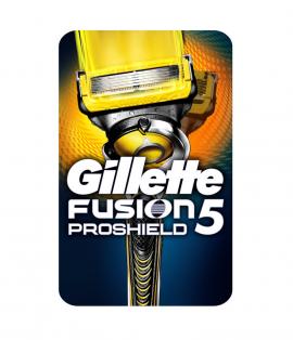 Gillette Fusion 5 Proshield Ξυριστική Μηχανή 1τμχ