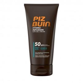 Piz Buin Hydro Infusion Sun Gel Cream SPF50 Αντηλιακό Gel Υψηλής Προστασίας 150ml
