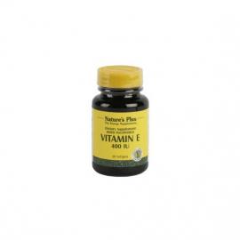 Natures Plus Vitamin E  400IU 60 softgels
