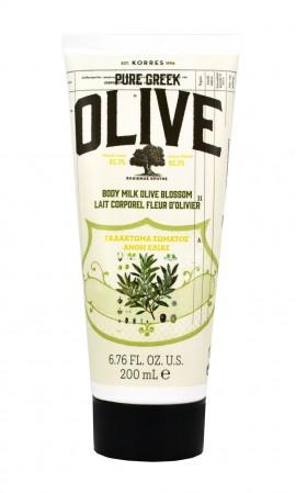 KORRES Pure Greek Olive Γαλάκτωμα Σώματος Άνθη Ελιάς 200ml
