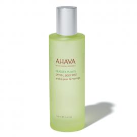 Ahava Dry Oil Body Mist – Prickly Pear & Moringa 100ml