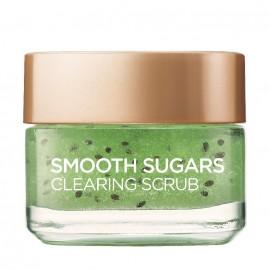 LOreal Paris Smooth Sugars Clearing Scrub 50ml