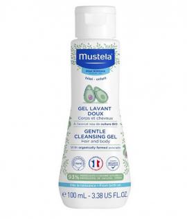 Mustela Gel Lavant Doux Απαλό Τζελ Καθαρισμού για Μαλλιά & Σώμα 100ml
