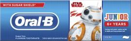 ORAL-B Οδοντόκρεμα Junior 6+ Ετών Star Wars 1τμχ