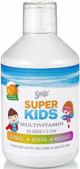 Am Health Smile Super Kids Multivitamin 500ml