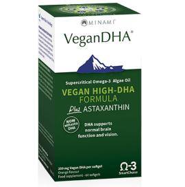 AM HEALTH VeganDHA 60 Caps