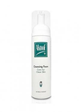 Inpa Aknof Cleansing Foam Καθαριστικός Αφρός για το Λιπαρό Δέρμα 200ml