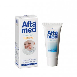 Aftamed Teething Oral Gel 15ml