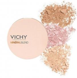 Vichy Mineralblend Healthy Glow Tri-Colour Powder Medium 9gr