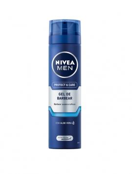 NIVEA MEN Protect & Care  Gel Ξυρίσματος 200 ml