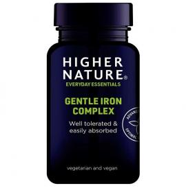 Higher Nature Gentle Iron Complex 60caps